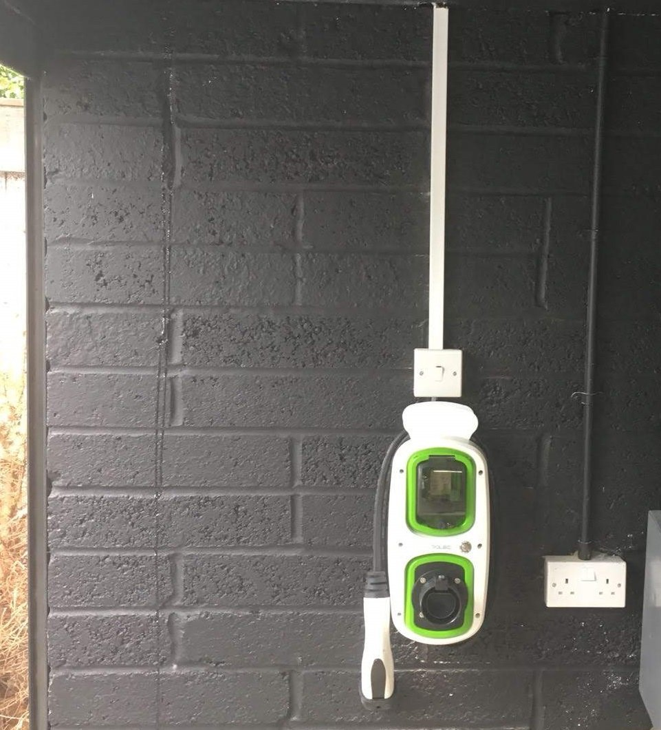 Brooks Car Charging Point2